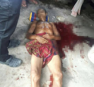 Son Stabs His Father To Death With Knife For Forgetting To Add Fish Sauce To His Soup (Photos) 2