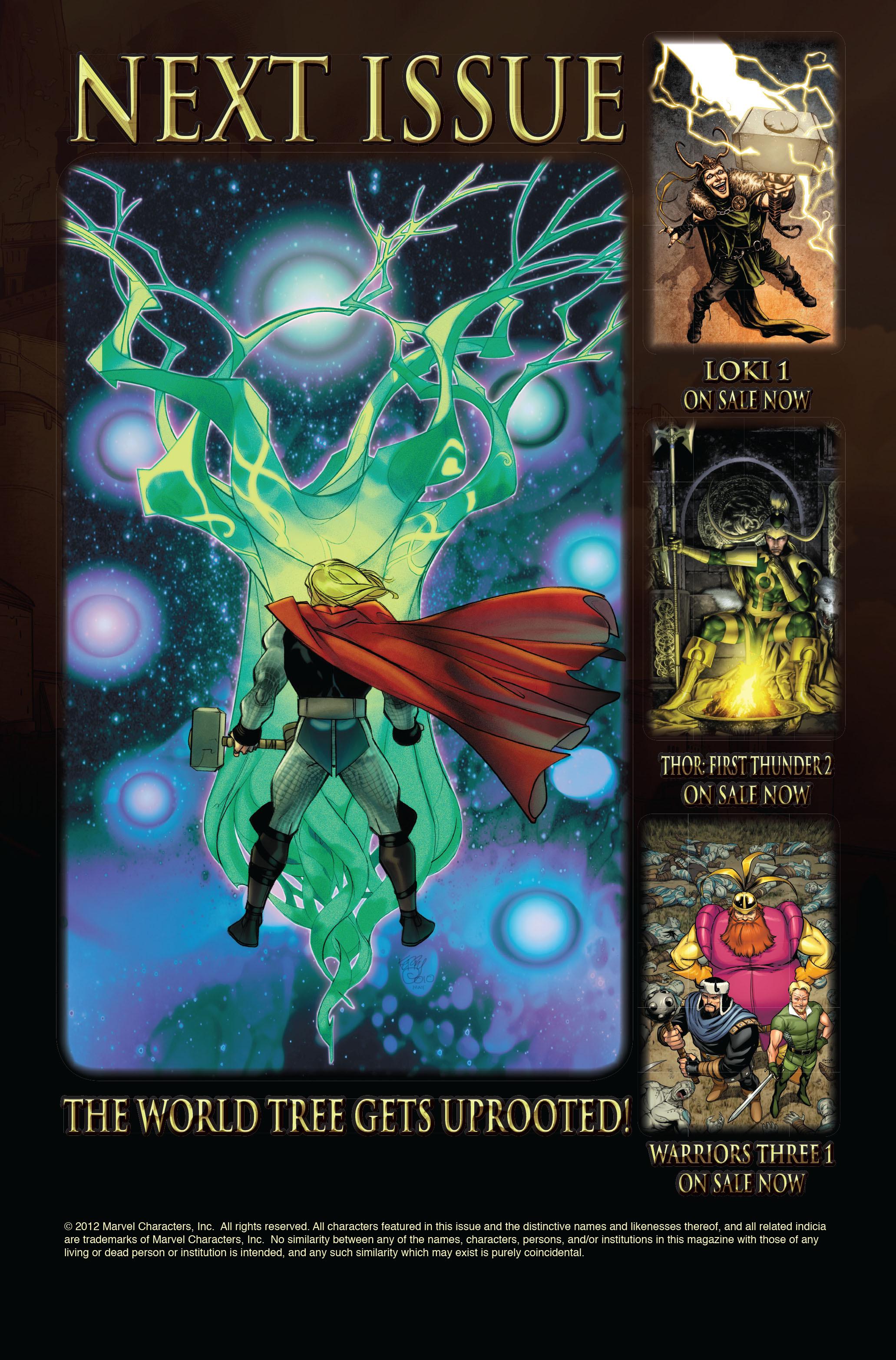 Thor (2007) Issue #615 #28 - English 23
