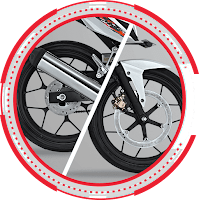 Front and Rear Disc Brake SONIC 150R STANDARD 2018 Sejahtera Mulia Cirebon