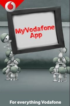 Download MY VODAFONE App and get 100 MB Free