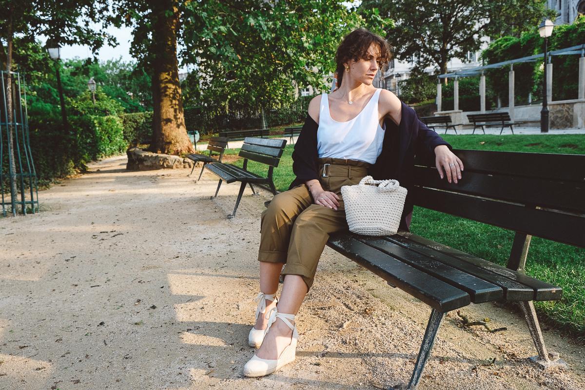 как одеваться в Париже