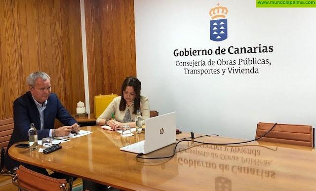 El Gobierno de Canarias cierra con el Estado la construcción en las islas de 800 viviendas más destinadas al alquiler