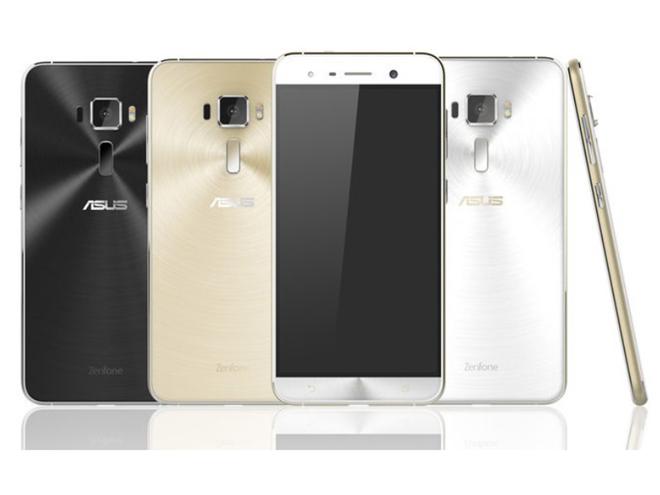 Asus ra mắt Zenfone 3 ngày 30/5