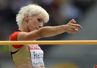 セーラームーン好き ドイツ人 高飛び リアネ・フリードリヒ