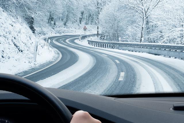 Techniques de conduite sécuritaires en hiver