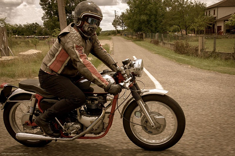 visual feast ~ return of the cafe racers
