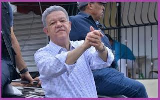 Leonel Fernandez El León dice son 2 millos de dominicanos identificados que apoyan mi proyecto a la presidencia