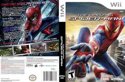 Trucos The amazing spider-man Wii