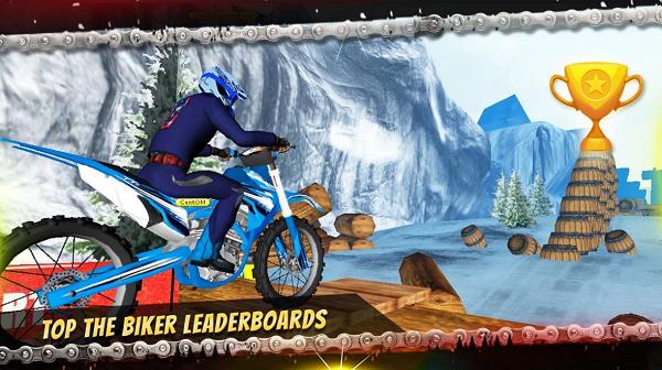 لعبة السباقات والدراجات الرائعة دراجة سباق هوس للأندرويد