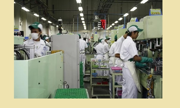 Lowongan Industri MM2100 PT keihin Indonesia 2018 Untuk Operator Produksi Pabrik