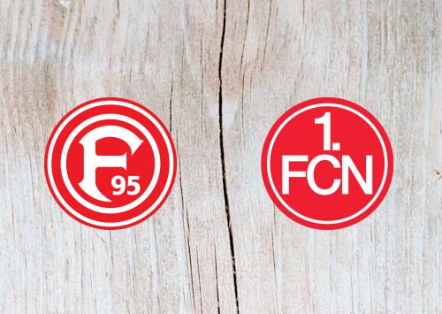 Fortuna Düsseldorf vs Nuernberg - Highlights 23 February 2019