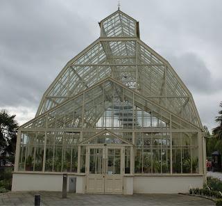 Dublin Botanic Gardens Victorian Greenhouse