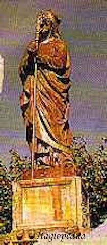 sveti Avstind - škof