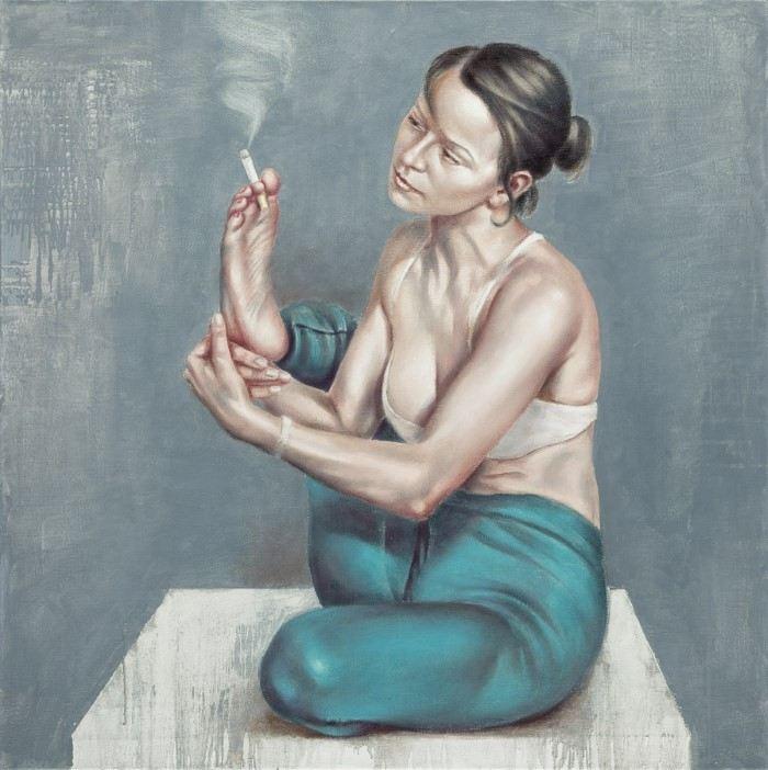 Психологические портреты. Sylwester Stabryla