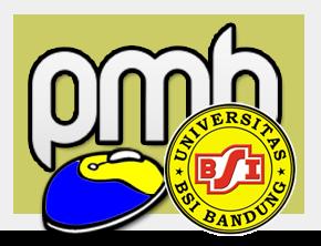 Prosedur pembayaran kuliah Universitas BSI Bandung melalui ATM Bank 2016