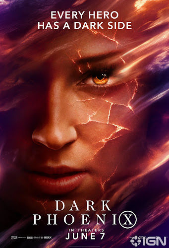 X-Men: Dark Phoenix (BRRip 1080p Dual Latino / Ingles) (2019)