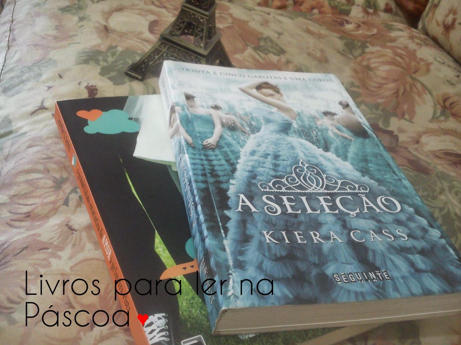 DSC 0090 - Livros para ler na Páscoa