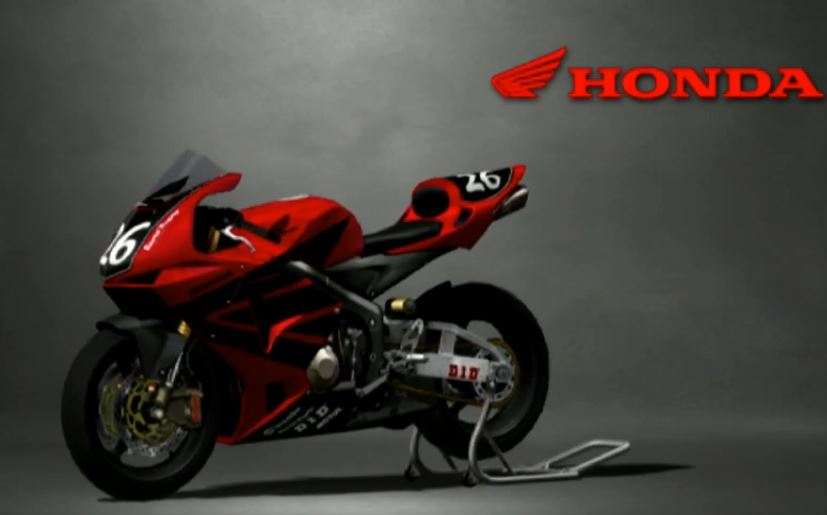 Honda CBR 600 RR 2005 Racing Modify