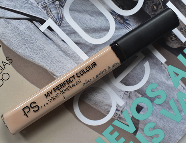Maquillaje de Primark: Liquid Concealer {corrector} My Perfect Colour