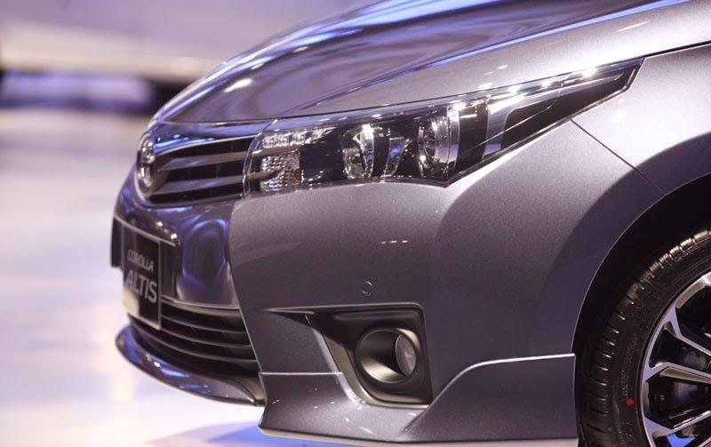 toyota corolla altis 2015 toyota tan cang 7 -  - Đánh giá Toyota Corolla Altis 2014 - Phượng hoàng lột xác