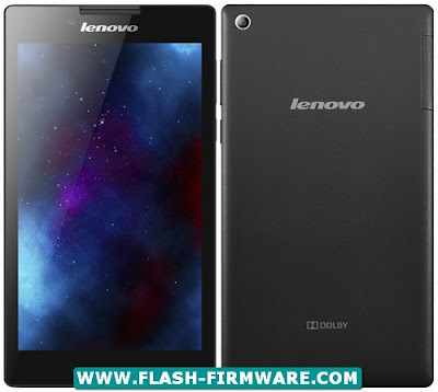 Cara Flashing Lenovo Tab 2 A7-30 Hardbrick