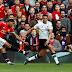 [VIDEO] CUPLIKAN GOL Manchester United 2-1 Liverpool: Rashford Cemerlang, Setan Merah Menangi Northwest Derby