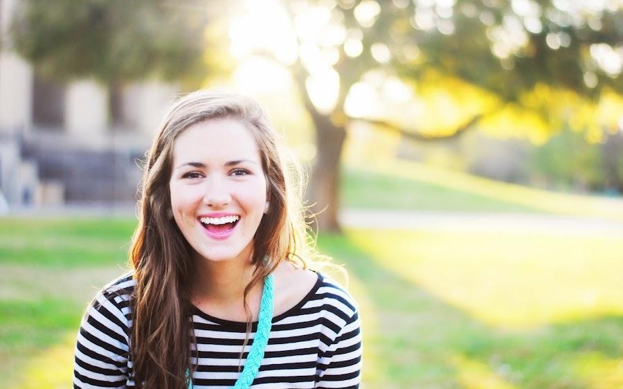 Sonreir mejorará tu día y de los que estén a tu alrededor
