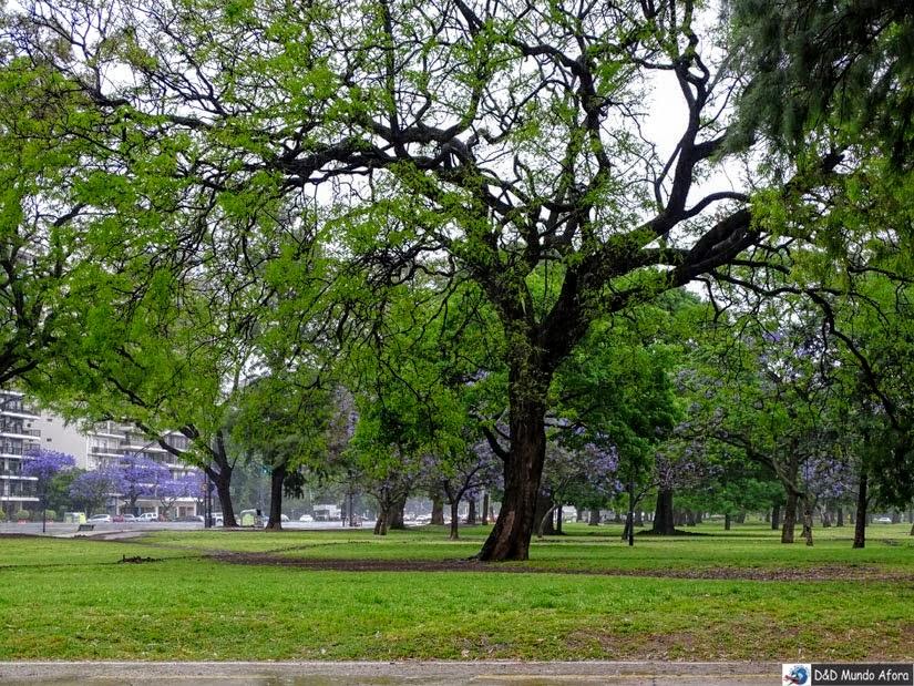 O que fazer em Buenos Aires - Praças
