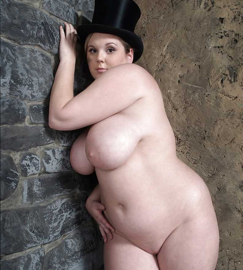 Pleasantly plump naked women opinion you