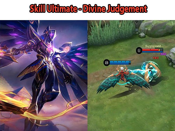 7 Skill Ultimate Hero Mobile Legend Paling Jago, Skill Ultimate - Divine Judgement