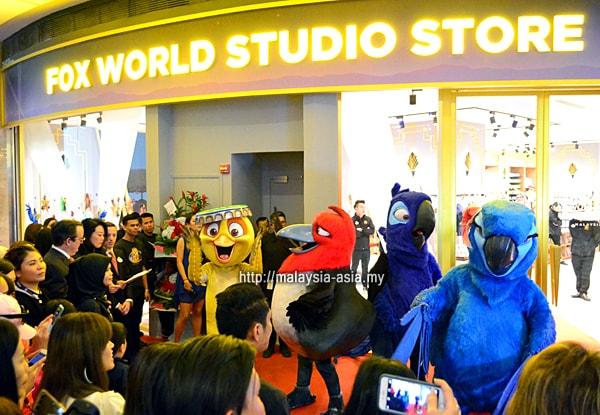 Malaysia Fox World Studio Store