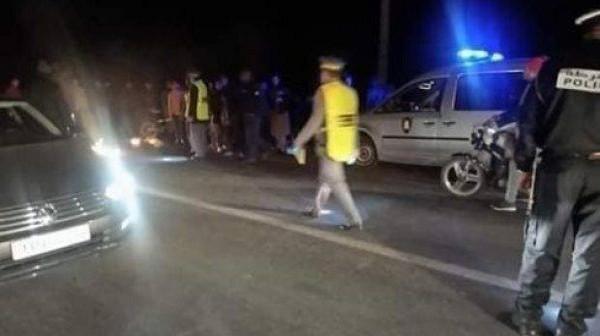تارودانت: طالب جامعي يلقى حتفه بحادث سير بجماعة اسن