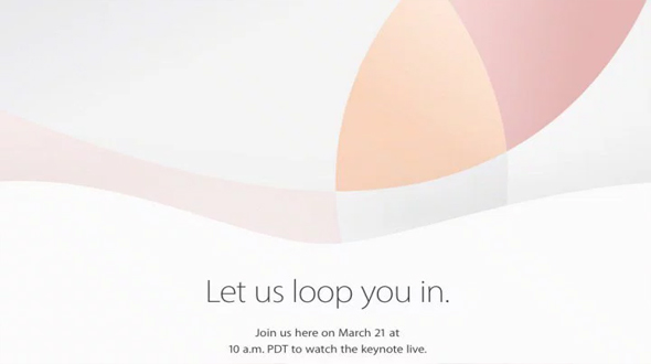 Apple March 21st Event