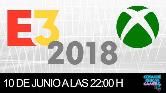 E3 2018 - CONFERENCIA DE MICROSOFT