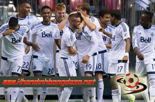 Toronto FC vs Vancouver Whitecaps FC 7h00 ngày 19/8 www.nhandinhbongdaso.net
