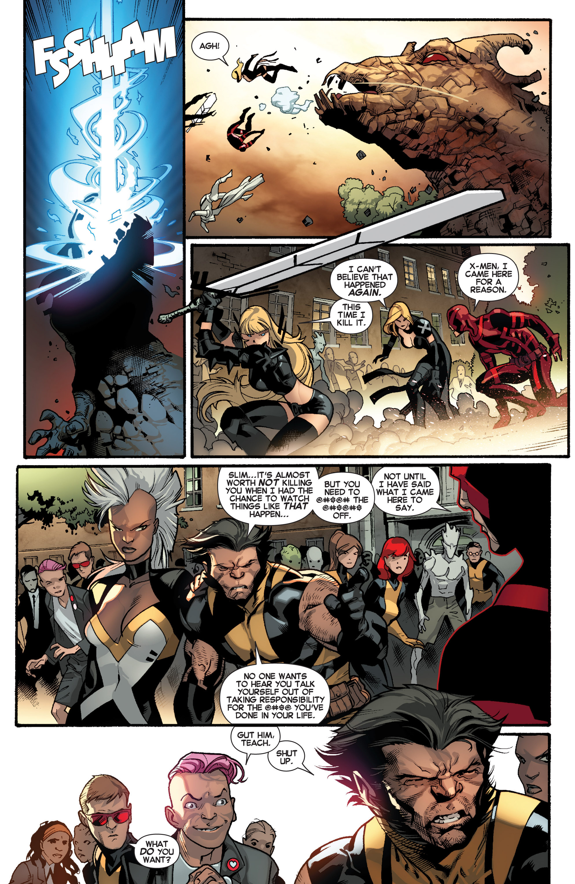 Read online All-New X-Men (2013) comic -  Issue # _Special - Here To Stay - 95