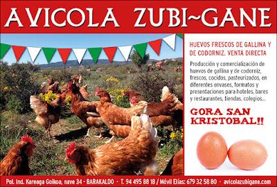 Avícola Zubigane