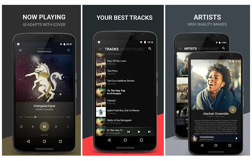 5 Aplikasi Musik Offline terbaru dan terbaik untuk Android tanpa Iklan