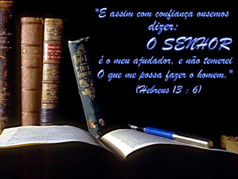 Versículo Bíblico De Proteção: Conteúdo Que Edifica!: Papel De Parede