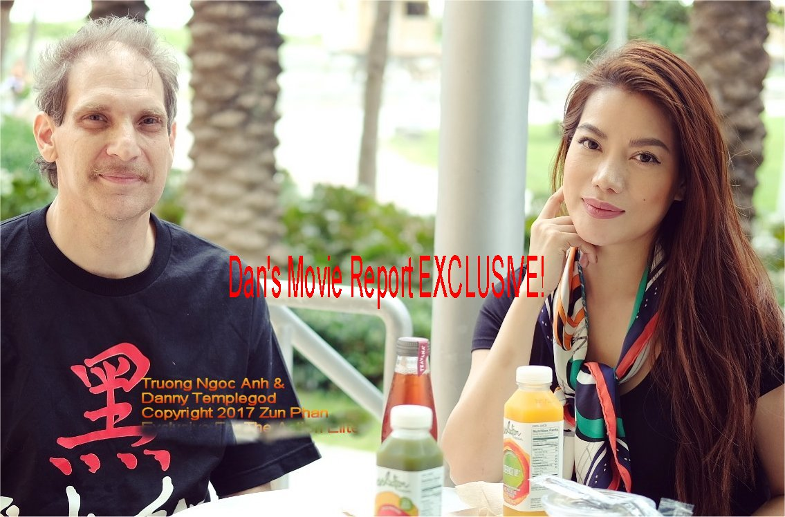 Dan's Movie Report: Truong Ngoc Anh Interview A Dan's Movie
