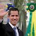 Guaidó chega a Brasília para encontro com Bolsonaro