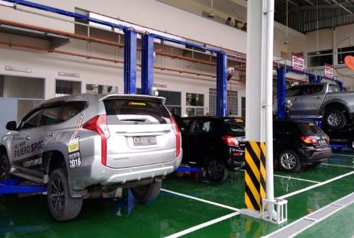 Daftar Bengkel Mitsubishi Resmi Di Surabaya