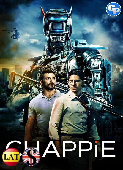 Chappie (2015) HD 720P LATINO/INGLES
