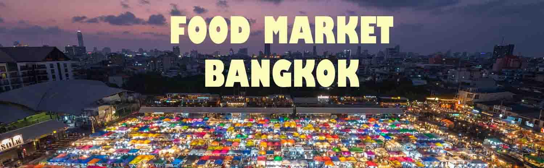 4 Tempat Makan (Food Market) Murah di Bangkok