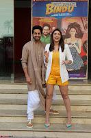 Parineeti Chopra with Ayushmann Khurrana at the Launch of Trailer of Meri Pyaari Bindu 016.JPG