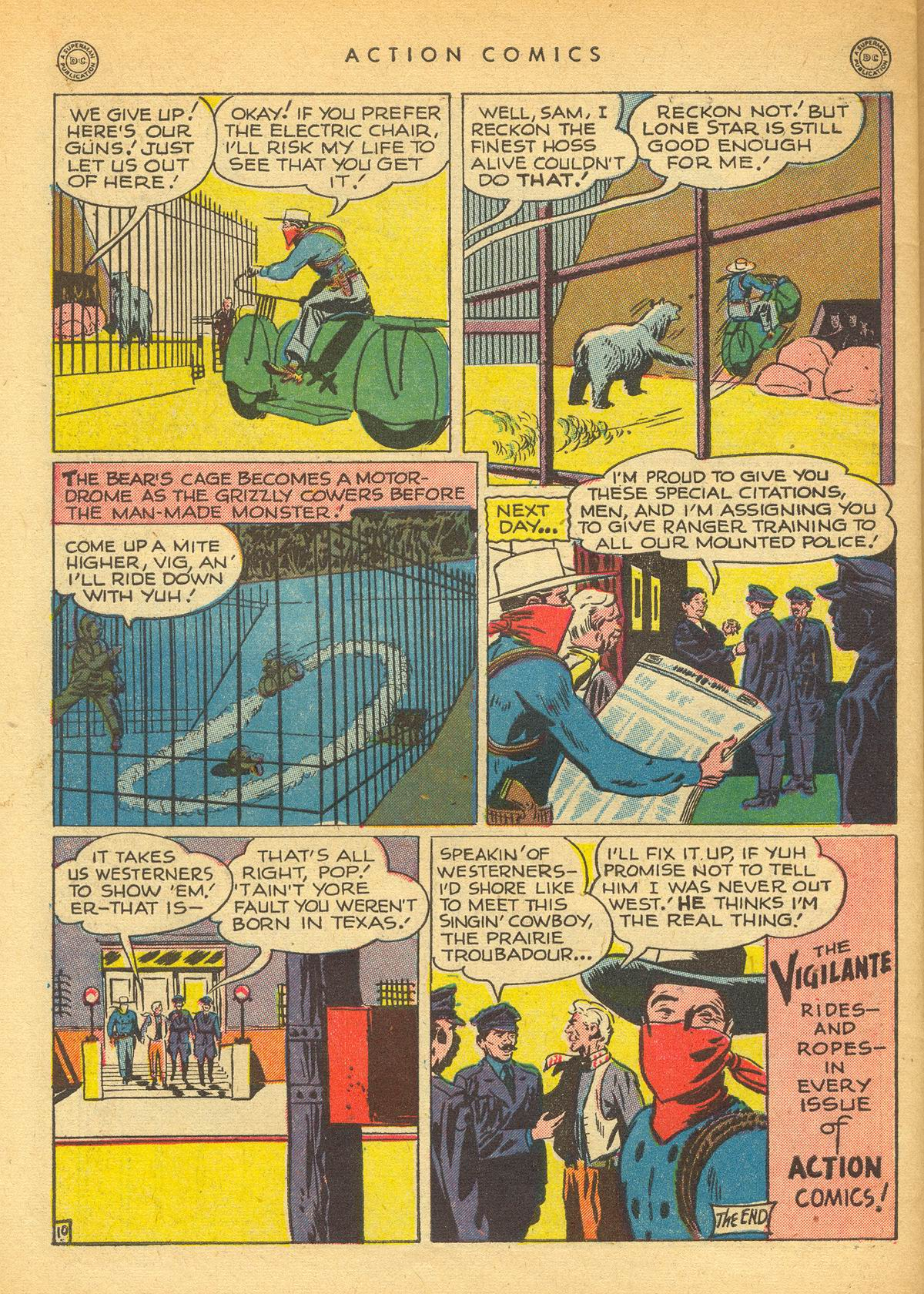 Read online Action Comics (1938) comic -  Issue #109 - 48