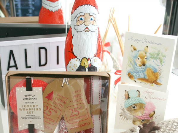 Affordable Christmas Bits With Aldi