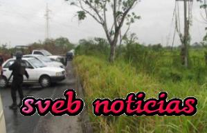 Hallan fosa clandestina con un cuerpo en autopista Cosoleacaque-Nuevo Teapa