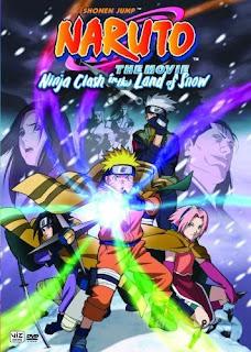 Naruto The Movie 1 ศึกชิงเจ้าหญิงหิมะ (2004)