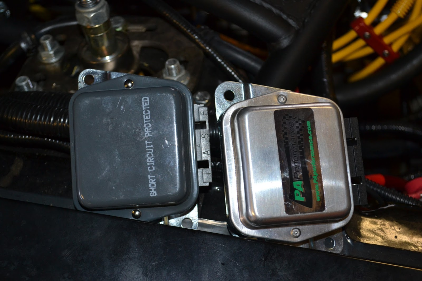 Fox Body Mustang Restoration  1g To 3g Alternator Conversion